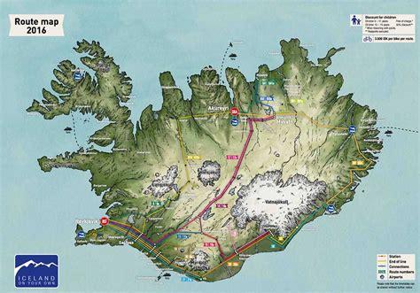 Islandia en Autocaravana, coche o autobús