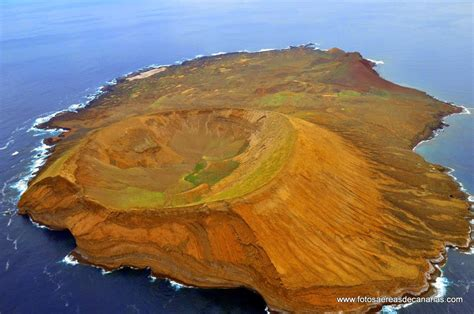 Islas del Mundo: Alegranza