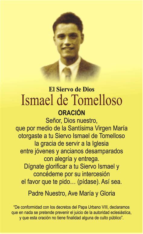 Ismael de Tomelloso | Yermo Camaldulense de Ntra. Sra. de ...