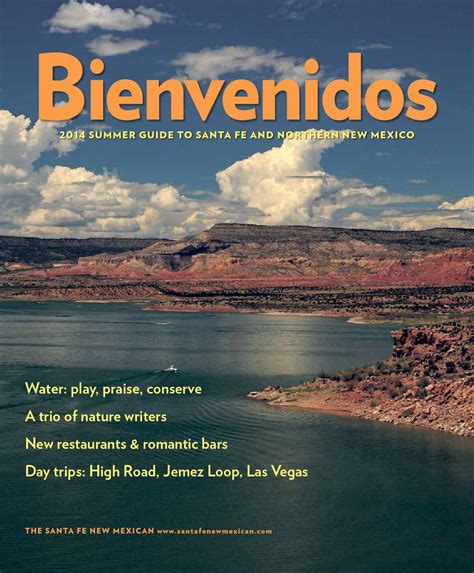 ISSUU - 2014 Bienvenidos Summer Visitors Guide by The New ...