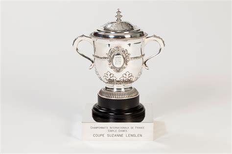 Istoria trofeelor de la Roland Garros