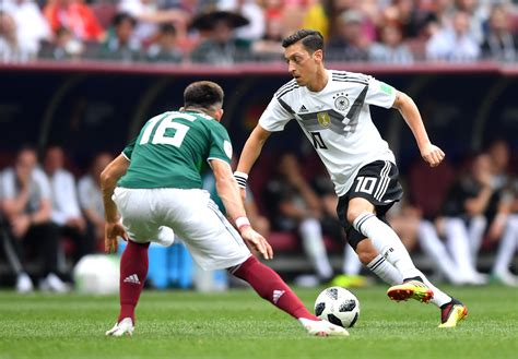 It's obvious what Germany need to do about Mesut Ozil ...