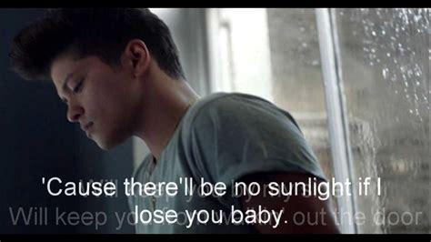 It Will Rain   Bruno Mars  Karaoke/Instrumental    YouTube