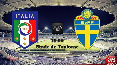 Italia 1   Suecia 0 Italia 1   Suecia 0: resumen ...