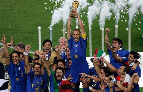 Italia campeona por cuarta vez (Alemania 2006) - RTVE.es