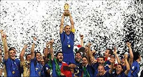 Itália é tetra!   AG esporte