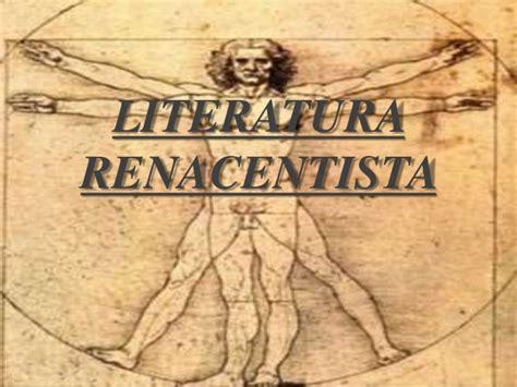 Italia En El Renacimiento De La Literatura ...
