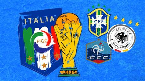 Italia en Finales del mundial