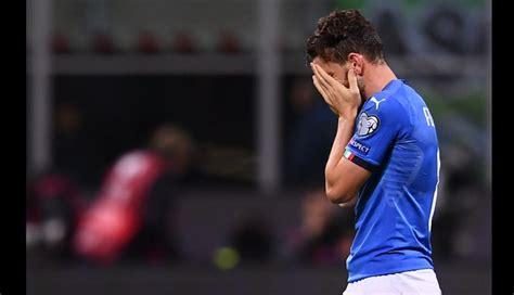 Italia fuera de Rusia 2018: Decepción y llanto de los ...