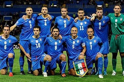 Italia   Mundial de Fútbol 2010   Equipos   Colombia.com