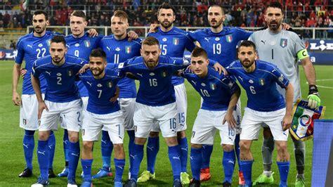 Italia Suecia destaca en repechaje europeo rumbo a Rusia ...
