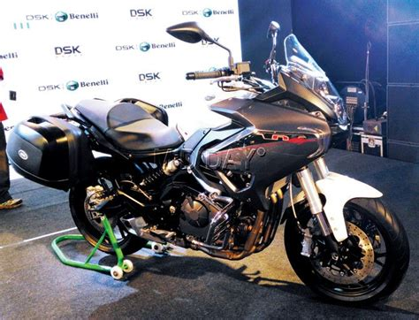 Italian motorcycle brand, Benelli launches sportsbikes in ...