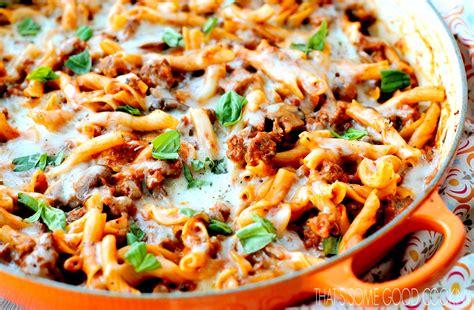 Italian Sausage Spaghetti Recipe — Dishmaps