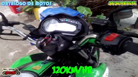 ITALIKA 150SZ REVIEW (CATALOGO DE MOTOS) - YouTube