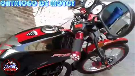 ITALIKA FT 150G REVIEW (catalogo de motos) - YouTube