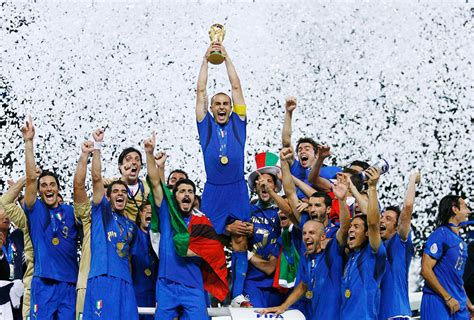Italy 2006 - World Cup Winners - ESPN