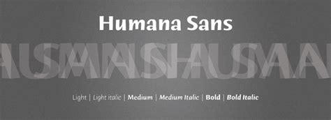 ITC Humana Sans Volume   Fonts.com