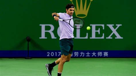 It's Federer v. Nadal In Shanghai Final   ATP World Tour ...