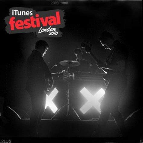 ITunes Festival: London - The Xx mp3 buy, full tracklist