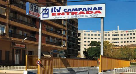 ITV Campanar, Valencia. Pasar la ITV sin cita previa | TÜV ...