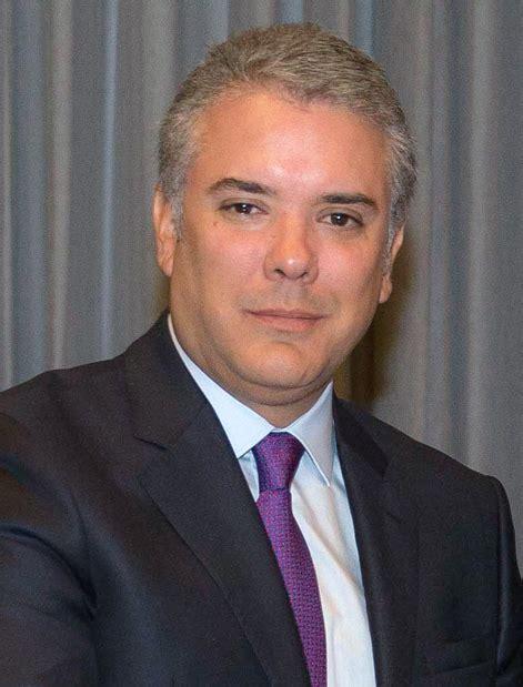 Iván Duque Márquez - Wikipedia, la enciclopedia libre