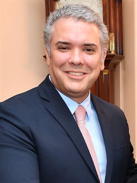 Iván Duque Márquez - Wikipedia