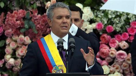 Iván Duque ya es el nuevo presidente de Colombia | El ...