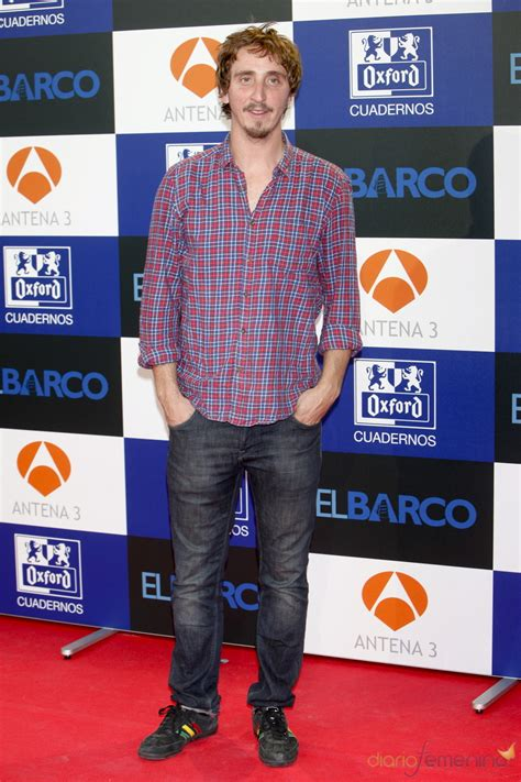 Iván Massague en el estreno de la segunda temporada de  El ...