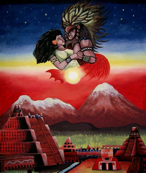 Iztaccihuatl and Popocatepetl by acordova on DeviantArt