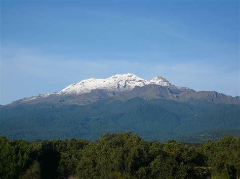 Iztaccíhuatl Popocatépetl National Park
