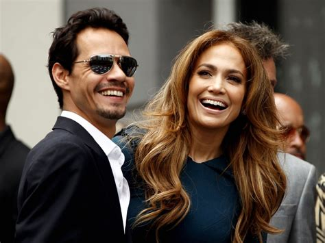 J Lo, Marc Anthony Show Post Marriage Friendship in Twin's ...