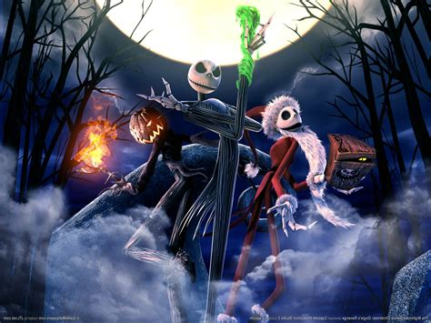 Jack Skellington, The Nightmare Before Christmas ...