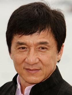 Jackie Chan âge : 64 ans