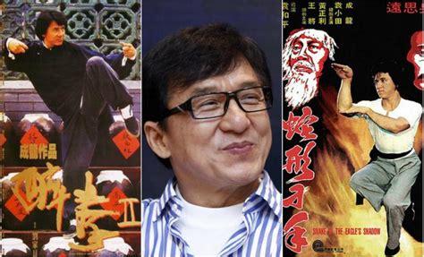 Jackie Chan, de hijo abandonado a estrella millonaria de ...