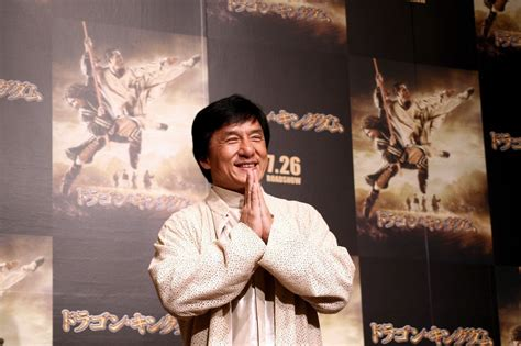 Jackie Chan Movie Times