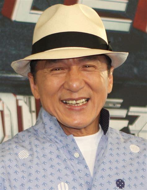 Jackie Chan – Wikipédia, a enciclopédia livre