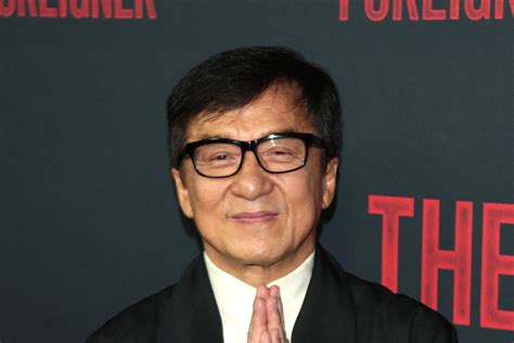 Jackie Chan Wants to be a 'True Actor' Like Robert De Niro