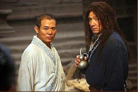 Jackie Chan y Jet Li al fin juntos