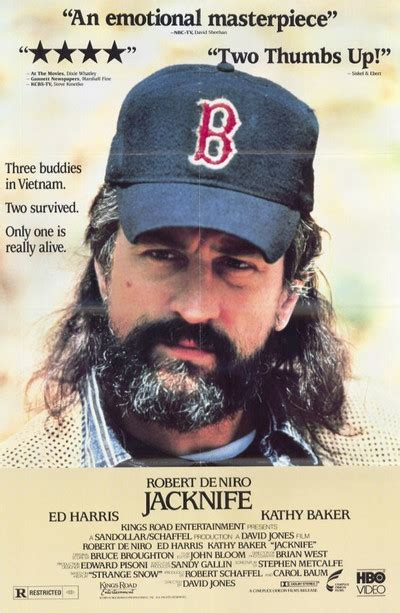 Jacknife Movie Review & Film Summary  1989    Roger Ebert
