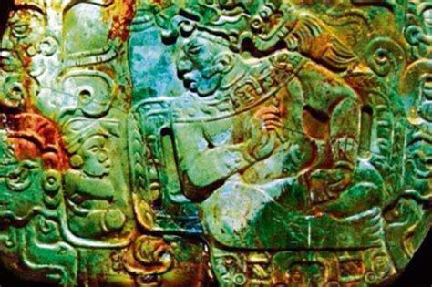 Jade, el oro de los Mayas. - Maya Tecum. Calendario Maya y ...
