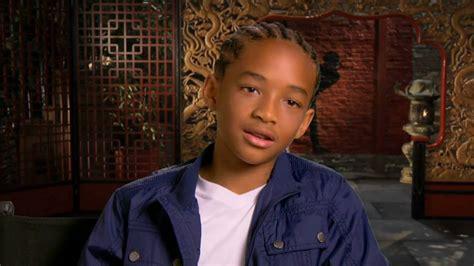 Jaden Smith Interview: The Karate Kid - YouTube