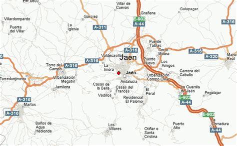 Jaén Location Guide