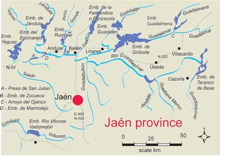 jaen spain map – World Map, Weltkarte, Peta Dunia, Mapa ...