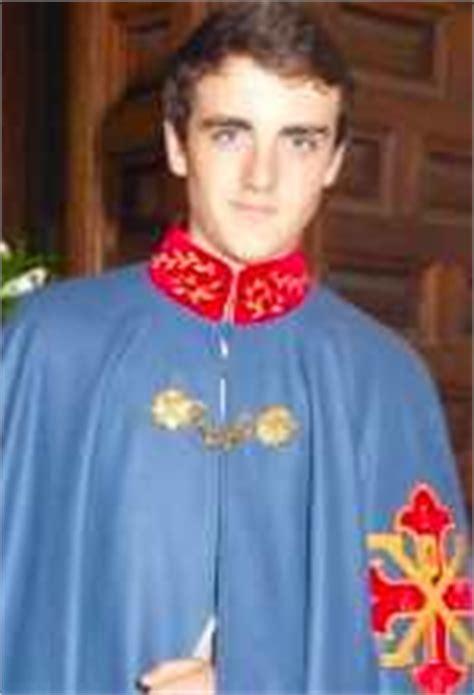 Jaime de Borbón-Dos Sicilias y Landaluce, duque de Noto ...