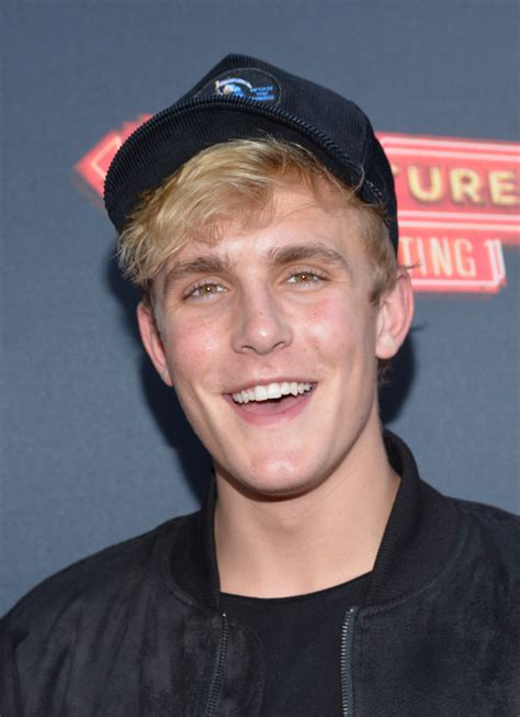 Jake Paul Dyed His Hair the Most Unexpected Color - Twist