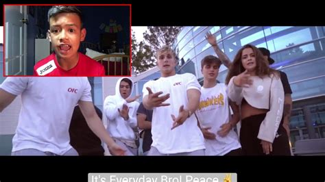 Jake Paul   it s Everyday Bro  Song  feat. Team 10 ...