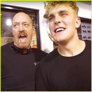 Jake Paul Surprised His Dad With His Dream Birthday Gift ...
