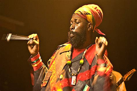 Jamaican Reggae Dancehall Artist Capleton European Tour ...