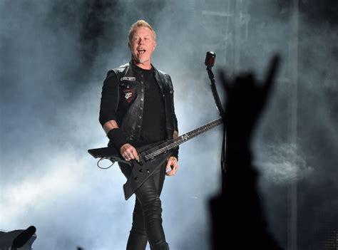 James Hetfield  Metallica  se une a Zac Efron en el biopic ...