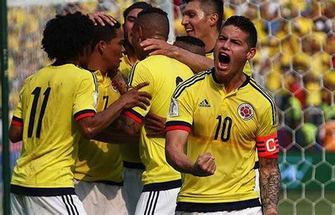 James Rodríguez alegró y tranqulizó a toda Colombia con ...